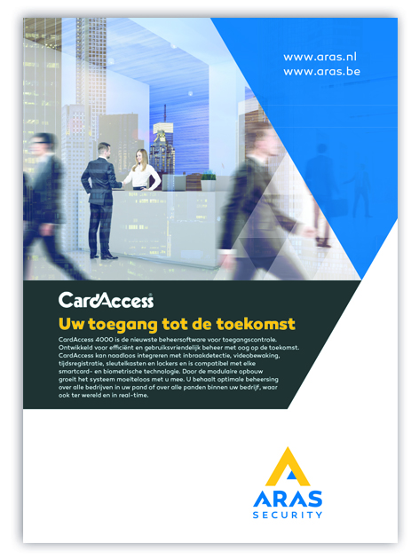 brochure cardaccess